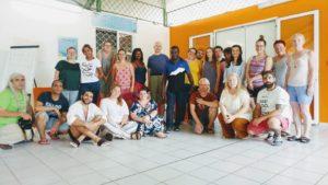 Séminaire Erasmus+ Cultural Up rising !